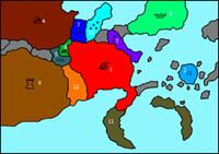 Cartina Mondo Naruto.Naruto Ita Villaggi Ninja